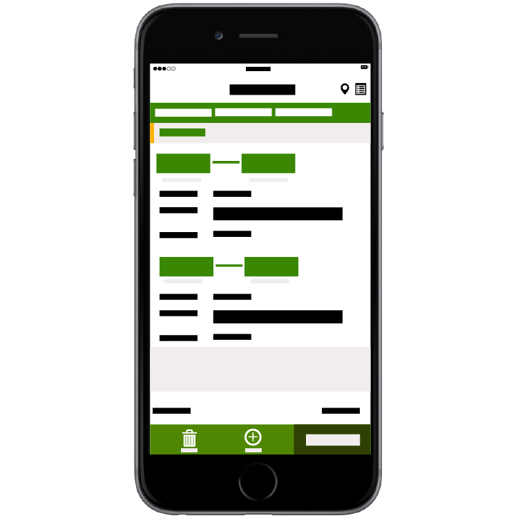 IMS Spa Software Mobile Booking View 2