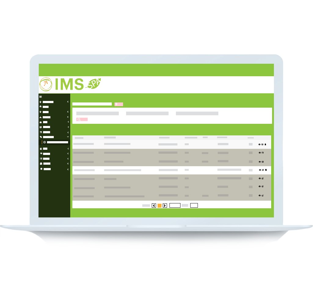 IMS Spa solutions - Commission and Sales Modules